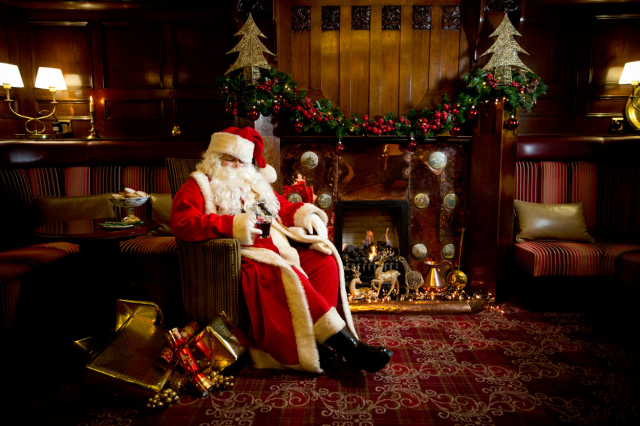 Special 'Christmas Window Dressing Support' award -  The George Hotel