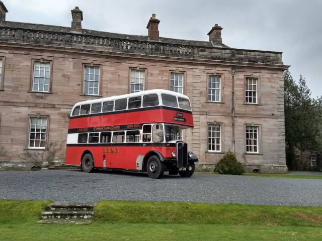 Double decker 'Peter'