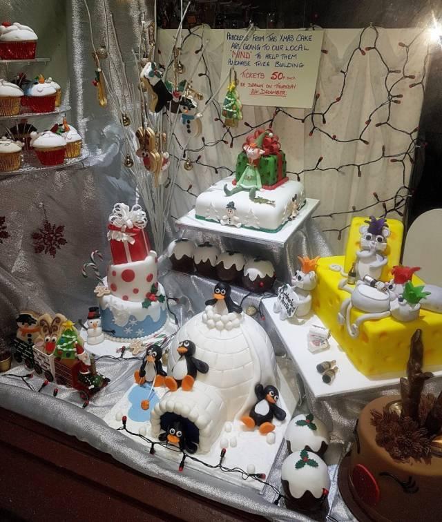 Retail Winner - Maggies Bakery