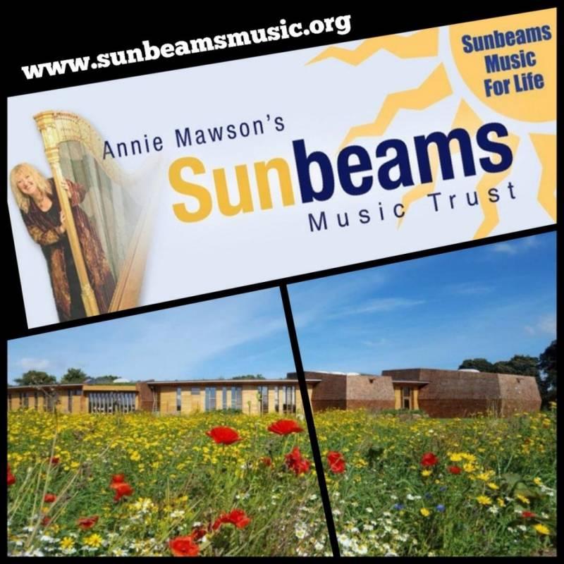 Apr-17 Annie Mawson's Sunbeams Trust Music Centre