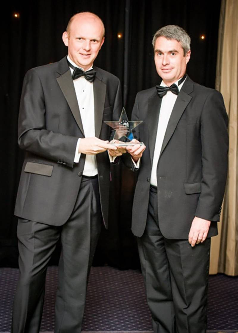 Ghyllmount Dental, winner of Large Business of the Year