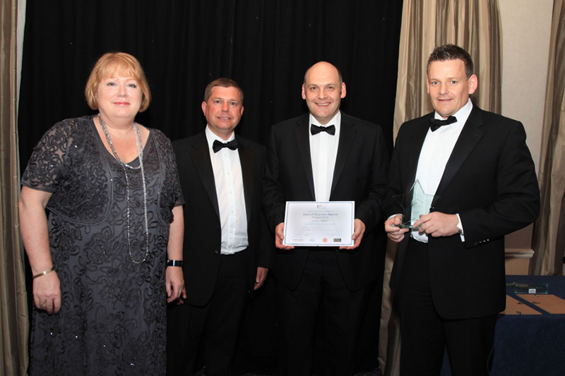 Large Business of the Year, sponsored by Armstrong Watson. Photo: Cumbria Photography